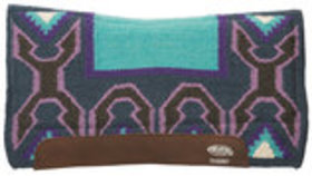 "Synergy Flex Contour Performance Saddle Pad, Deadwood (33"" X 38"")"