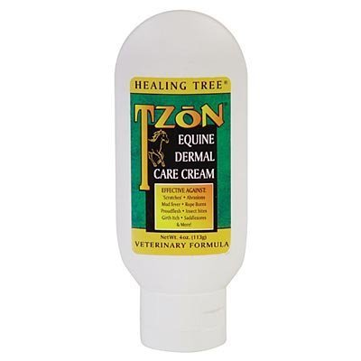 T-ZoN Equine Healing Cream, 4 oz jar