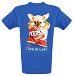 Taco in a Bag T-shirt