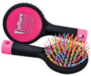 Tail Tamer Mini Flower Power Brush