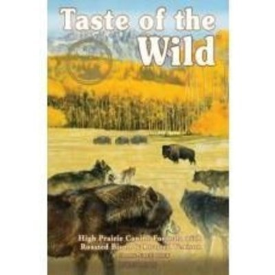 15 lb Taste of the Wild, High Prairie