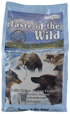 5 lb Taste of the Wild, Pacific Stream