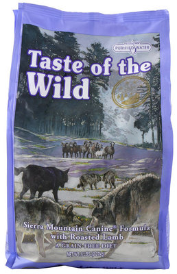 Taste of the Wild, Sierra Mountain