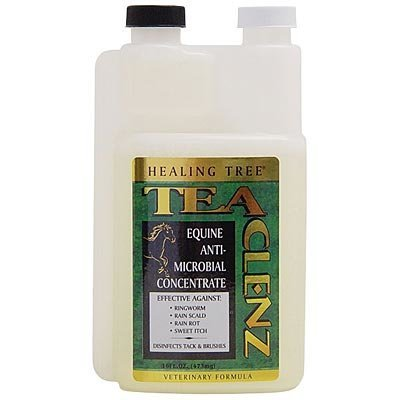 Tea-Clenz Equine Anti-Microbial Concentrate, 16 oz