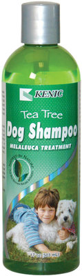 Tea Tree Pet Shampoo, 17 oz