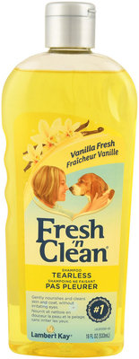 Fresh 'n Clean Tearless Puppy Shampoo