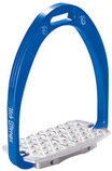 Tech Stirrups- Iris Cross Country Irons, 4-3/4""