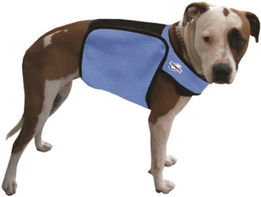 Medium/Large TechKewl Phase Change Cooling Dog Coat