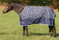 "Tempest ""Dog Print"" Turnout Blanket"