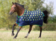 "Tempest 600D ""Green Apple"" Horse Blanket, 240g"