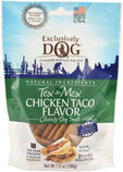 Tex-Mex Chicken Taco Flavor Chewy Dog Treats