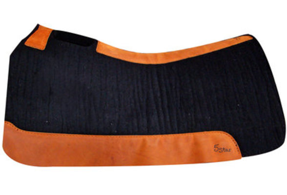 "5 Star Saddle Pad, 3/4"" Roper"
