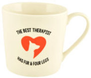 """The Best Therapist"" Mug"