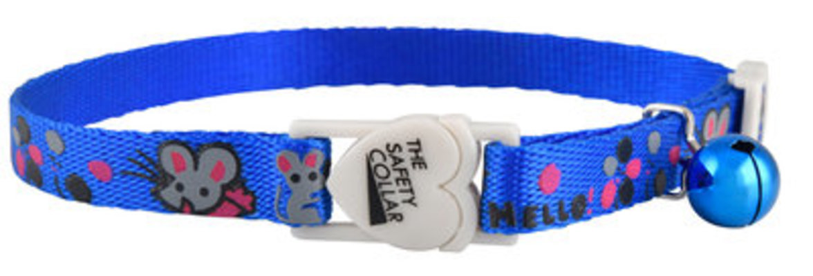 The Cat Safety Collar, Hello Mouse