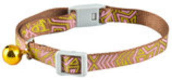 The Cat Safety Collar, Reflective Geometrical Splash
