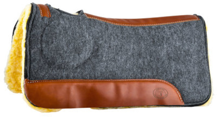 The Correct-Fit Pad with Fleece Bottom