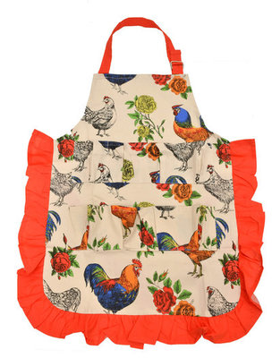 Large Child Egg Collecting Apron