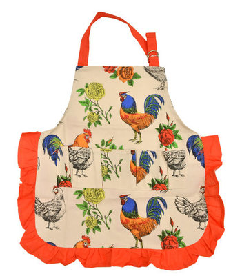 Small Child Egg Collecting Apron