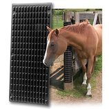 The Equine Scratcher, black