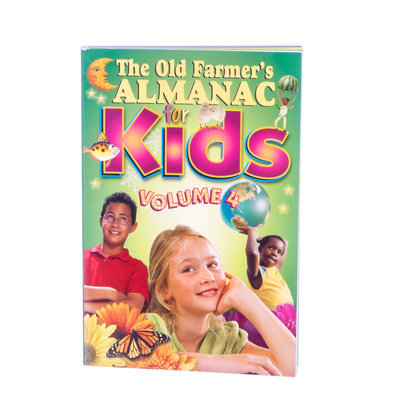 The Old Farmers Almanac for Kids - Vol. 4