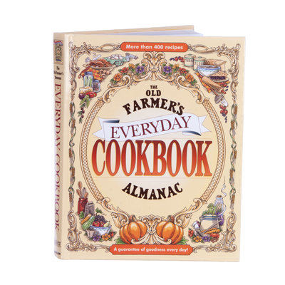 The Old Farmers Everyday Cookbook Almanac