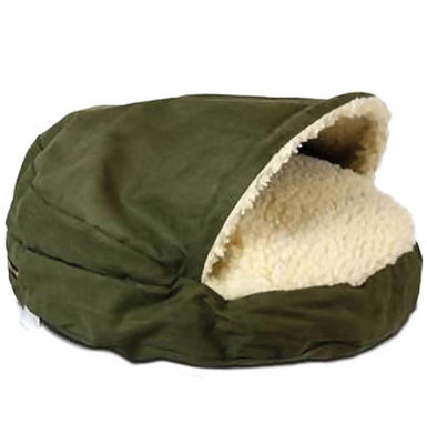 The Snoozer Luxury Orthopedic Cozy Cave Pet Bed, Large