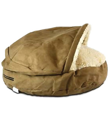 The Snoozer Luxury Orthopedic Cozy Cave Pet Bed, XLarge