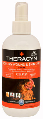 Theracyn Poultry Wound & Skin Spray
