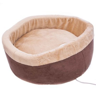 K Amp H Thermo Kitty Heated Cat Bed Jeffers Pet