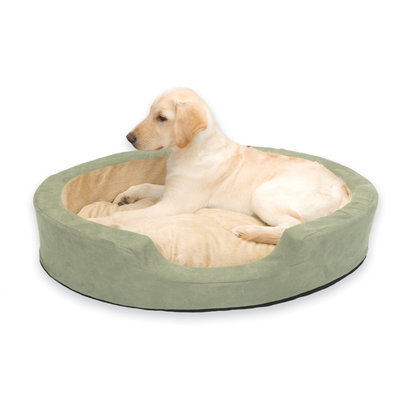 "Large (31"" x 24"") Thermo-Snuggly Sleeper, Sage"