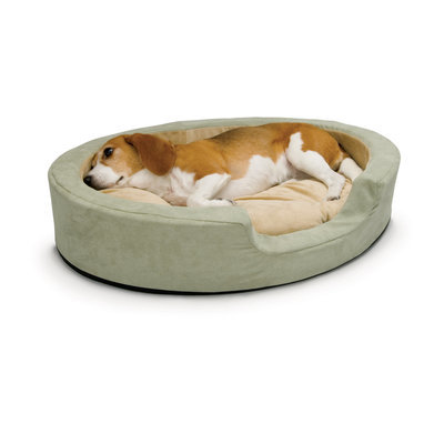 "Medium (26"" x 20"") Thermo-Snuggly Sleeper, Sage"
