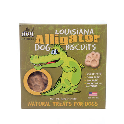 Louisiana Alligator Biscuits