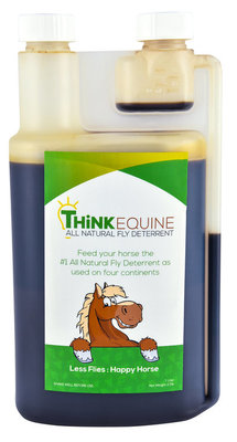 ThinkEquine All Natural Fly Deterrent Liquid