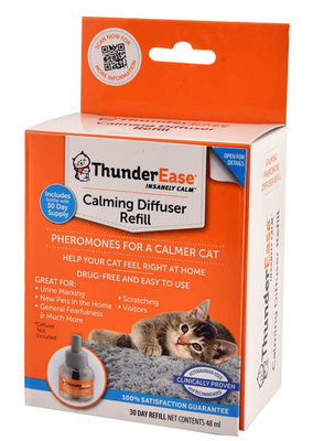 ThunderEase Cat Calming Diffuser Refill