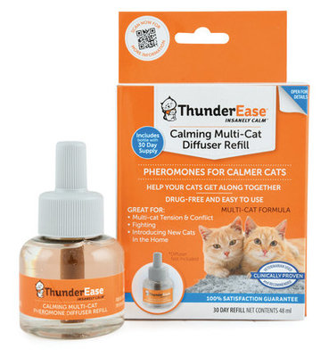 ThunderEase Multi-Cat Diffuser Refill