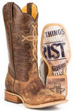 "Tin Haul ""Ichthys Aroundus"" Men's Boot"