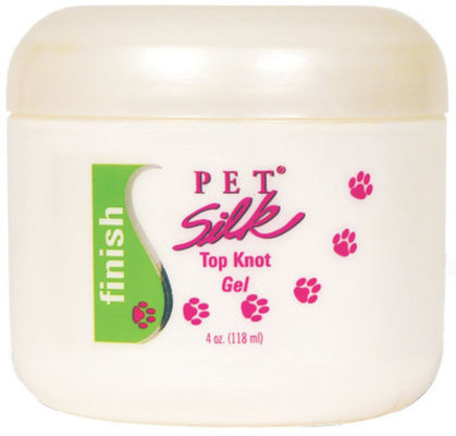 Pet Silk Top Knot Gel, 4 oz