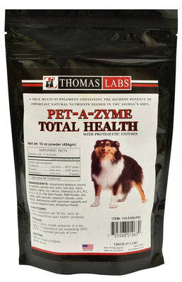 Total Health w/ Protelolytic Enzymes