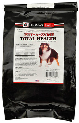 Total Health w/Protelolytic Enzymes, 3lb