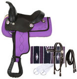 Tough 1 Eclipse Miniature Trail Saddle Package