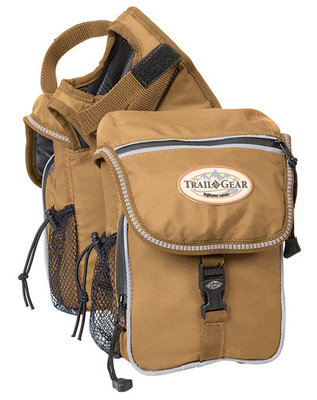 Trail Gear Pommel Saddle Bag
