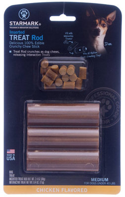 Replacement Treat Rods and Interactive Treats