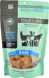Treatibles Large Dog Grain-Free Hemp Hard Chews, 45 ct