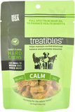 14 ct Treatibles Small-Medium Dog Grain-Free Hemp Hard Chews