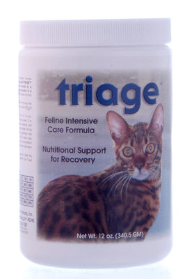 Triage Feline Intensive Care Formula