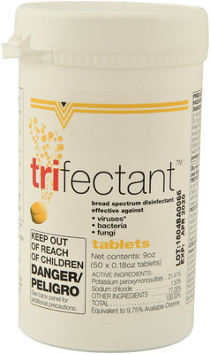 Trifectant Tablets, 50 ct
