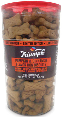 Triumph Limited Edition Specialty Biscuits, 60 oz