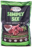 Simply Six Limited Ingredient Recipe Dry Dog Food, 28 lb