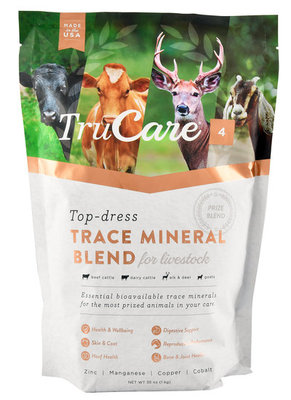 TruCare 4 Top Dress Trace Mineral Blend for Livestock