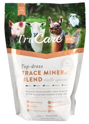 TruCare Z/M Top Dress Trace Mineral Blend for Multi Species